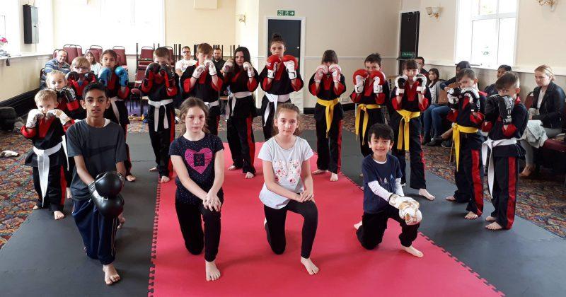 Warrior Tots and Wai Muay Kali Juniors – Child Classes at Kombat Principle