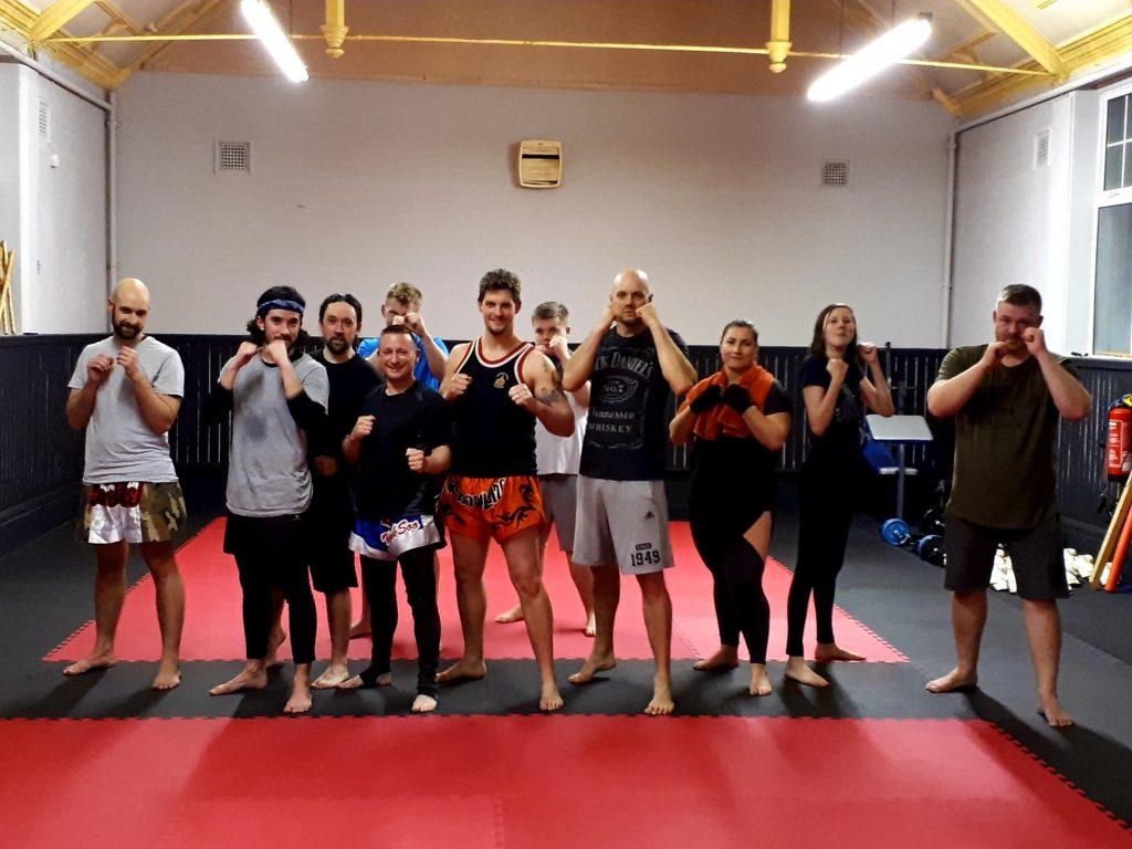 Kombat Principle Institute Martial Arts Wolverton Milton Keynes Wai Muay Kali