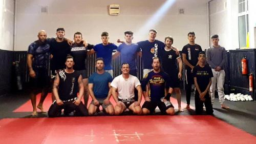 MMA Submission Grappling / Wrestling