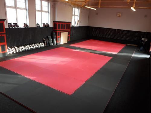 Institute of Martial Arts New Dojo